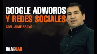 GOOGLE Y MARKETING DIGITAL JAIME BRAVO