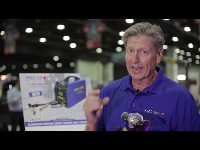Aluminum Repair Using Drawn Arc Technology Pro Spots PS DA5