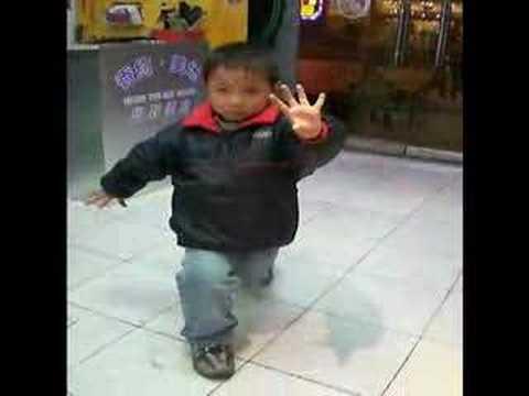 Lezioni di BALLO 2 - Luoyang - Henan - Cina - febbraio 2007