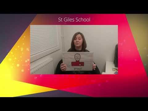 2019 Shine a Light Awards - St Giles School - Winner of SEN School of the Year