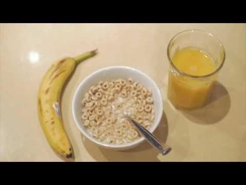 Breakfast Montage