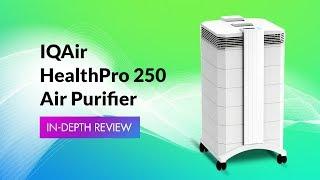 IQAir HealthPro 250 Air Purifier In-Depth Review | Digit.in