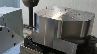 Advanced Roughing operation of a Mold   Seco Tools