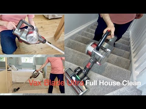 Bosch Bcs111gb Unlimited Cordless Vacuum Cleaner Unbox