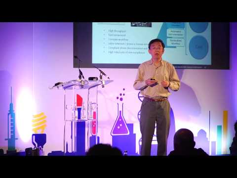 Connect 2014: CASE STUDY: ELN and E‑WorkBook - Dr Yan Song, AbbVie