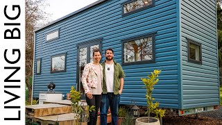 Tiny House Gives Young Couple An Amazing Start