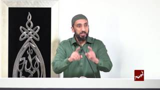 In the Eyes of Allah - Khutbah by Nouman Ali Khan
