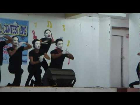 MUSICAL PANTOMIME - CHAMPION (School of Technology) WVSU-LC LITMUS 2012
