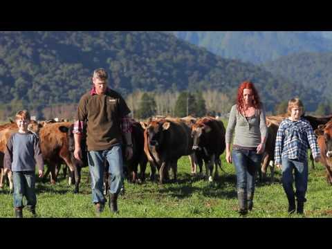 Genuine New Zealand Dairy -Westland Milk Products (Full)