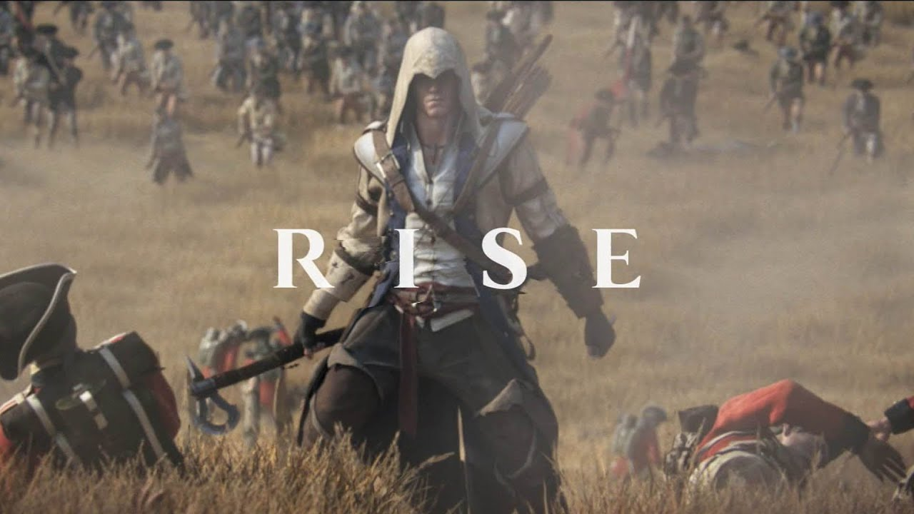 Why Do We Fall Wallpaper Assassin S Creed Iii Rise Trailer 1080p True Hd