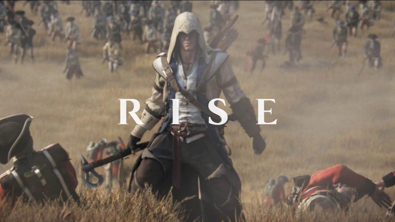 Assassins creed iii rise trailer 1080p true hd quality assassins creed iii s1 e10 voltagebd Choice Image