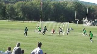 Berkshire School Soccer: Berkshire v. Deerfield highlights