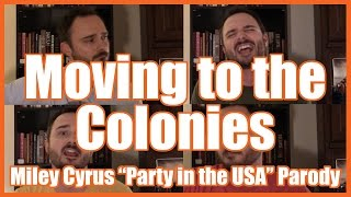 moving to the colonies miley cyrus 13 colonies parody mrbettsclass