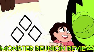 MONSTER REUNION [Steven Universe Review] Crystal Clear Ep. 24