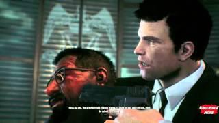 Hush A Friend Indeed All Cutscenes MOST WANTED (Batman Arkham Knight HD)