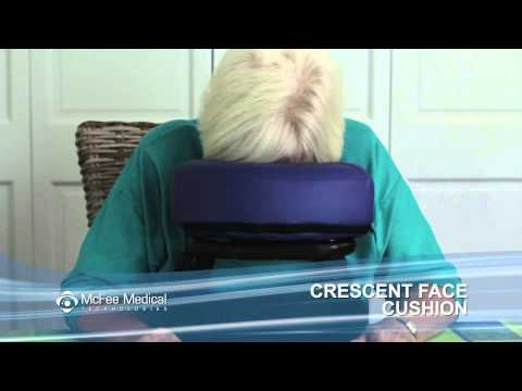 Face Down Vitrectomy Travel Cushion