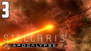 MAKING THEM MINE | Stellaris 2.0 Apocalypse Gameplay Let