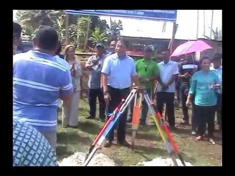 Ground Breaking Ceremony of Maimbung Hospital