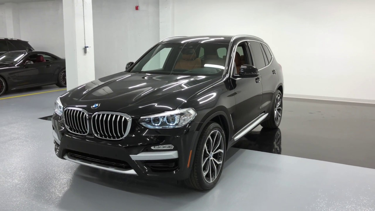 2019 Bmw X3 Xdrive30i Walkaround In 4k Youtube