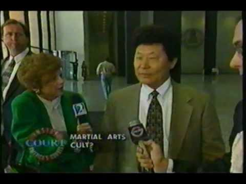 Court TV Coverage of the Trial of John C. Kim with Russell Johnson