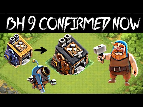 See You Later, Builder Base! (Clash of Clans ) | Bh9 Confirmed Now | Running Cla