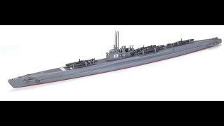 moja szafa 40 tamiya 31435 japanese submarine i 58 late version