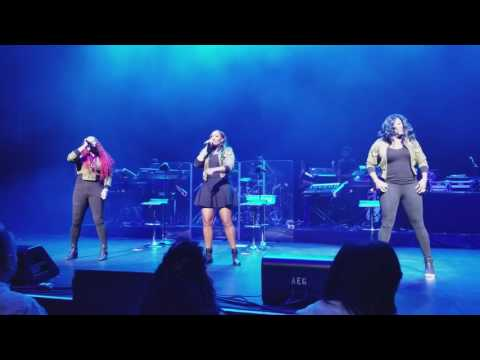 """""""You're The One For Me"""" - SWV (Concert Performance)"""