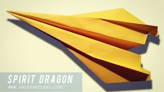 How to Make a Paper Airplane - The Best Paper Planes | Dragon