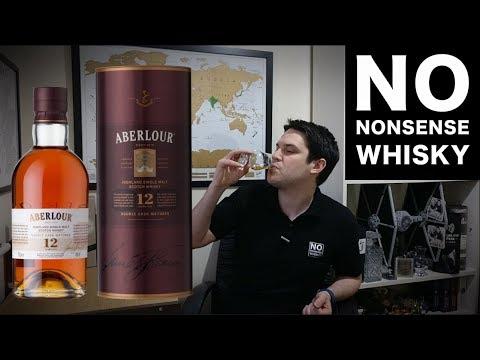 Aberlour 12   No Nonsense Whisky #101