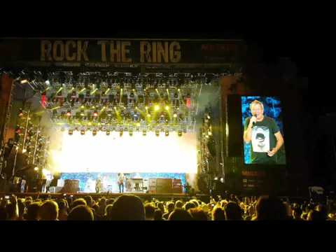 Rock the Ring 2017 Deep Purple live  Smoke on the water