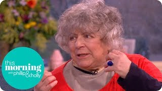 Miriam Margolyes Says America Needs to 'Grow-Up' | This Morning