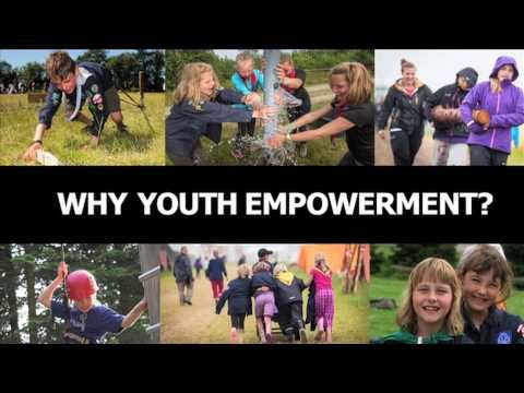 Why youth empowerment?