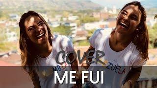 Dos Rayos - Me Fui (COVER)