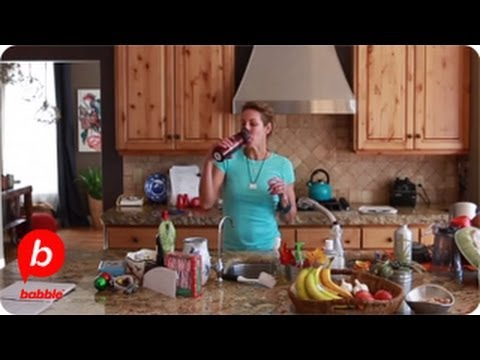 Nutrition for Your Training Routine   Summer Sanders on the Run   Babble