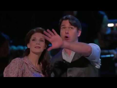 Carousel: Bench Scene & If I Loved You -- Kelli O'Hara & Nathan Gunn