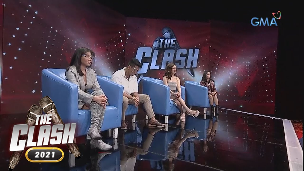 Download The Clash 2021: The twist of 'The Clash 2021' blue chairs!