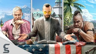 The Evolution of Video Game Graphics: Far Cry (2004 - 2018)