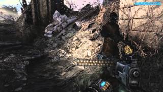 Press Start: Metro: Last Light - First Hour of Gameplay on Xbox 360