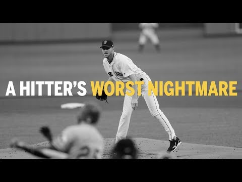 Chris Sale is a hitter's worst nightmare
