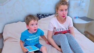 ОБЫЧНЫЙ ВЕЧЕР вредных деток! Света и Богдан VS мама