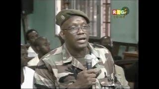 Les médecins militaires qui ont soigné le commandant Alpha Oumar Diallo, AOB, et Jean Guilavogui