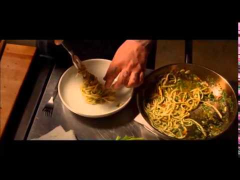 Chef scene food seduction youtube for American cuisine film