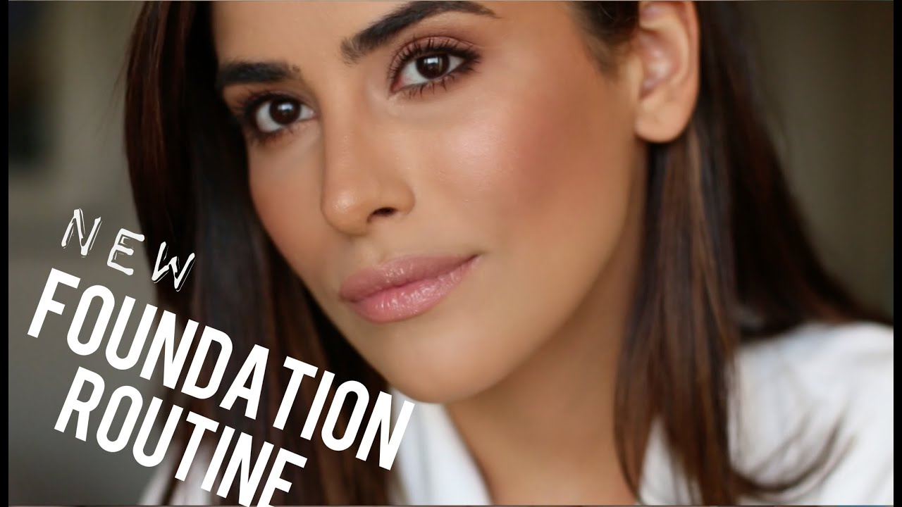 Everyday Glowing Makeup - BEST FOUNDATION! (EASY) - YouTube