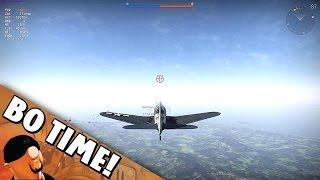 War Thunder - Douglas SBD Dauntless