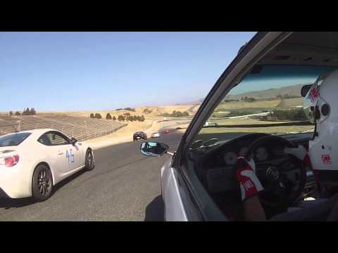Track Day at Sonoma Raceway 9-6-14