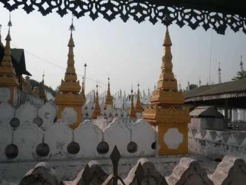 Kuthodaw Pagode of Mandalay - My Myanmar 10.