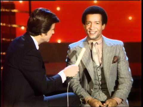 Dick Clark Interviews Mel Carter - American Bandstand 1981