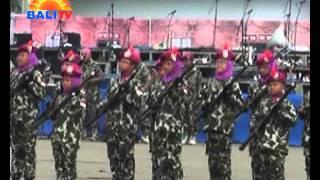 KORPS MARINIR TNI AL RAYAKAN HUT KE 70