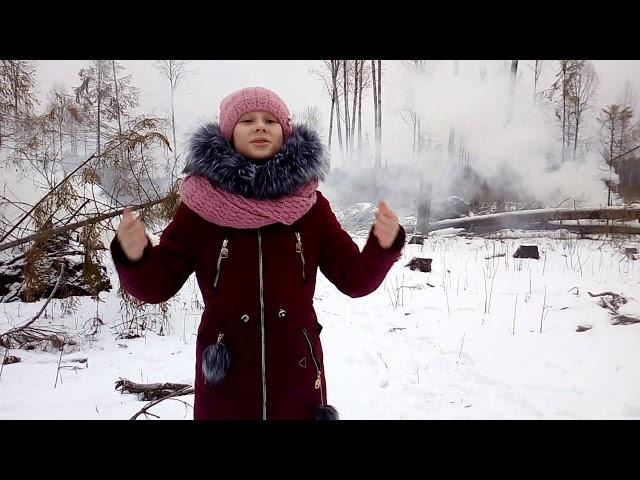 Изображение предпросмотра прочтения – ВероникаОстанина читает произведение «Дым» Ф.И.Тютчева