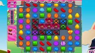 Candy Crush Saga Level 743 No Boosters 3 stars!